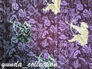 Batik Sumedang motif Panahan