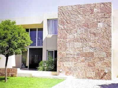 Decoraciones y mas hermosas casas con fachada de piedra en el 2013 - Materiales para fachadas exteriores ...
