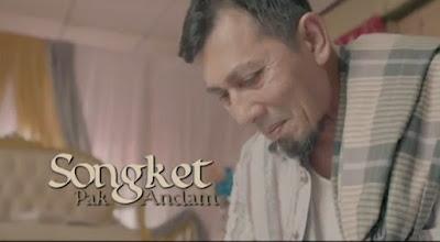 Songket Pak Andam TV9