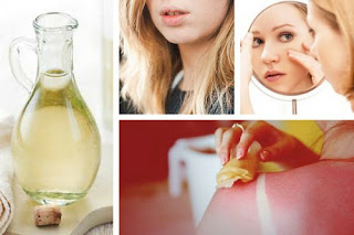 8 utilisations de vinaigre blanc