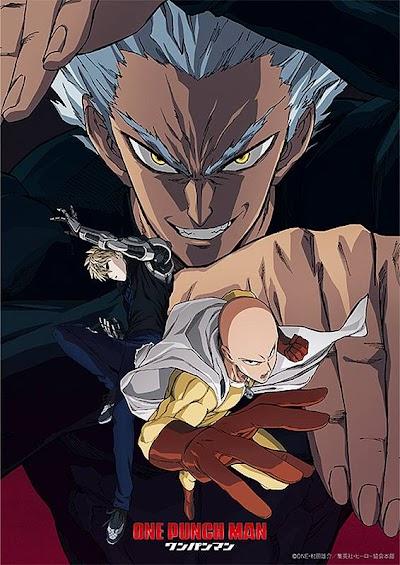 تقرير انمي One Punch Man s2 (الموسم الثاني)