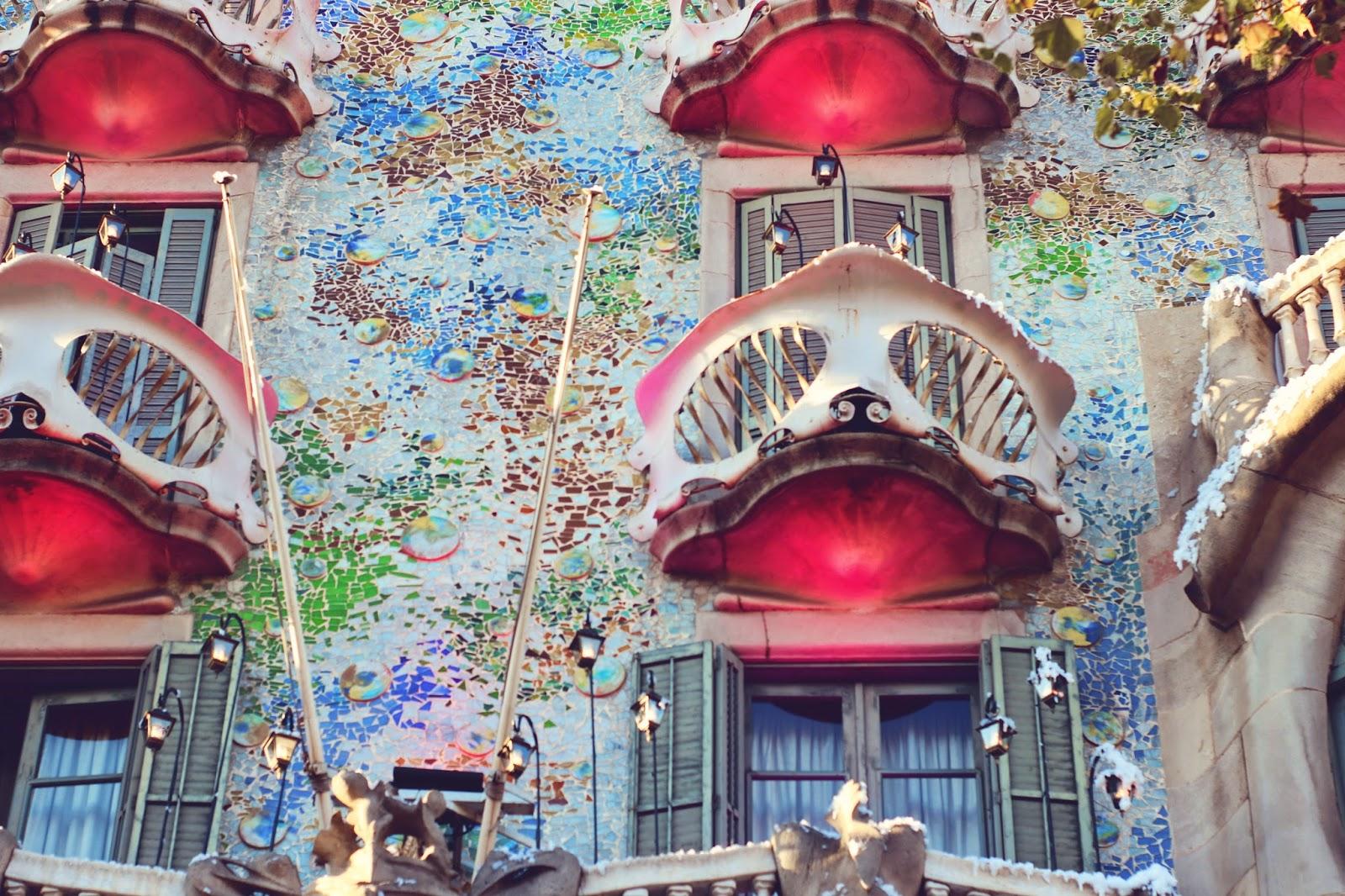 zwiedzanie barcelona atrakcje blog