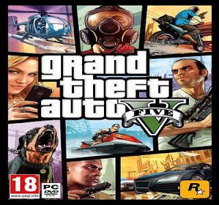 [PC Multi] Grand Theft Auto V + Update 5 + Crack V5 FiX