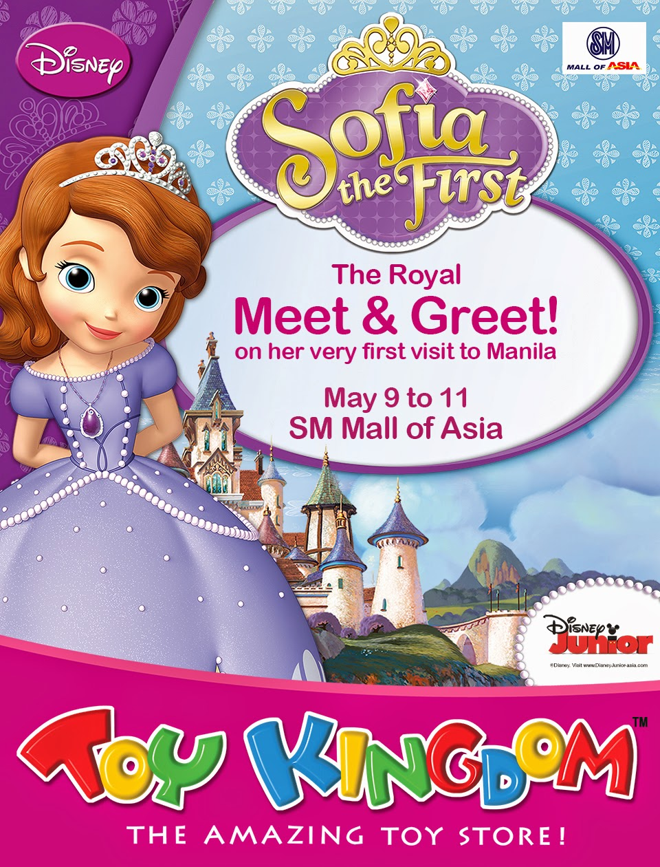 Meet and Greet SM MOA