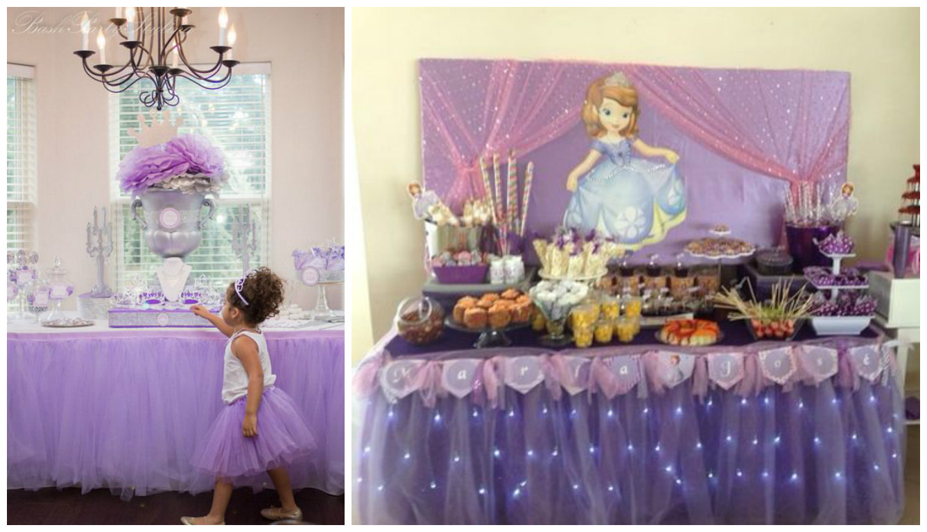 15 ideas para decorar mesas de dulces con tul mimundomanual for Mesas dulces cumpleanos adultos