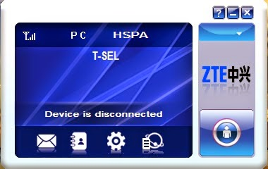 Setting Modem ZTE MF 190
