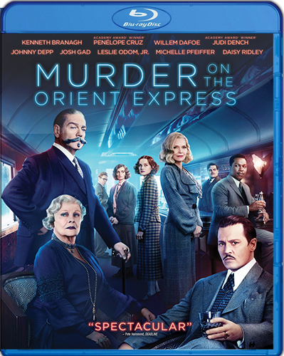 Murder on the Orient Express [2017] [BD50] [Latino]