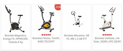 alege o bicicleta fitness potrivita pt tine