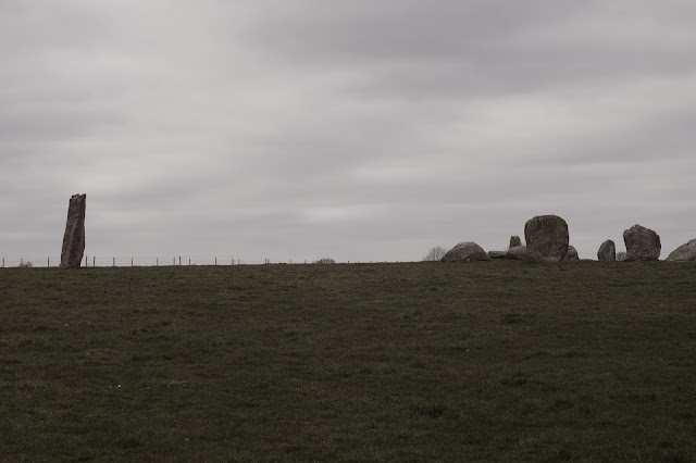 Long Meg and her daughters stone circle circular walk