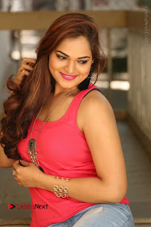 Tollywood Actress Ashwini Latest Stills in Ripped Jeans  0165.JPG