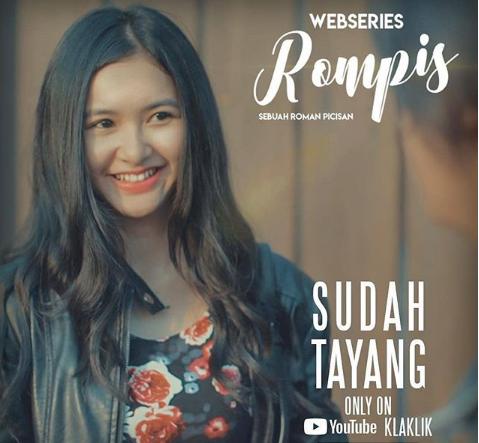 Webseries Rompis Episode Sudah Tayang Perdana di Cannel Youtube KLAKLIK.ID