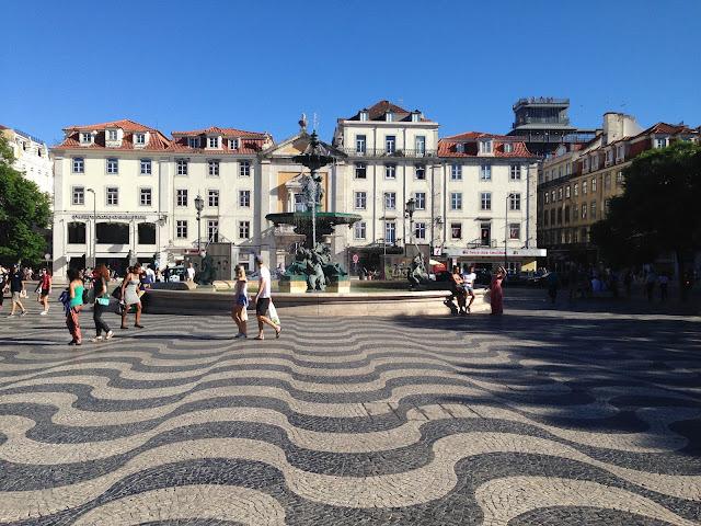 Praça D. Pedro IV/Rossio Lisboa