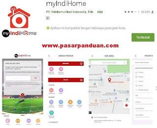cara dan syarat pasang internet indihome menggunakan aplikasi myindhihome