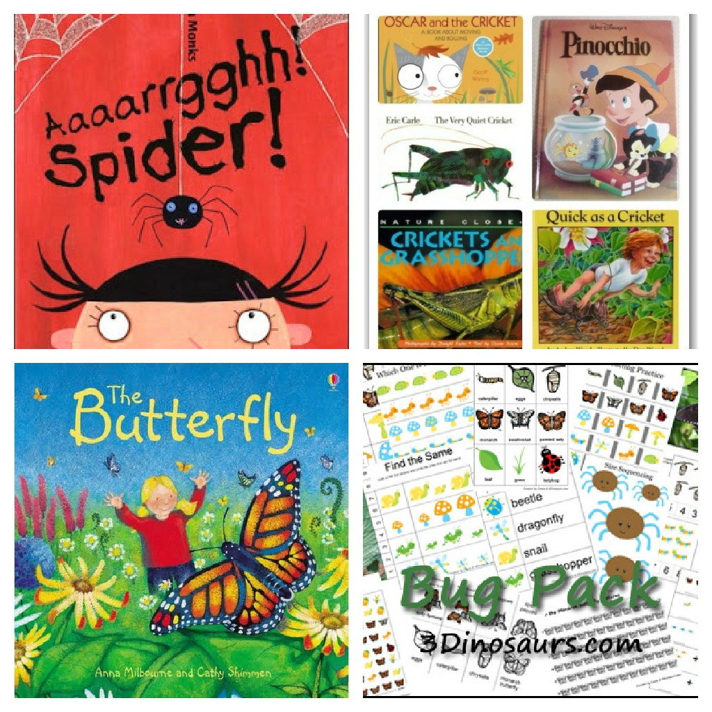 50 Activities For Playing And Learning With Insects