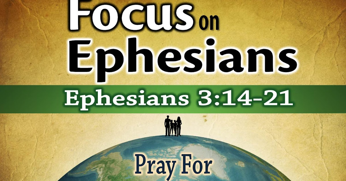 exegesis on ephesians 6 1 3 The epistle to the ephesians chapter one objectives in studying this chapter 1) to review the wonderful blessings god has provided in christ 2) to understand what.