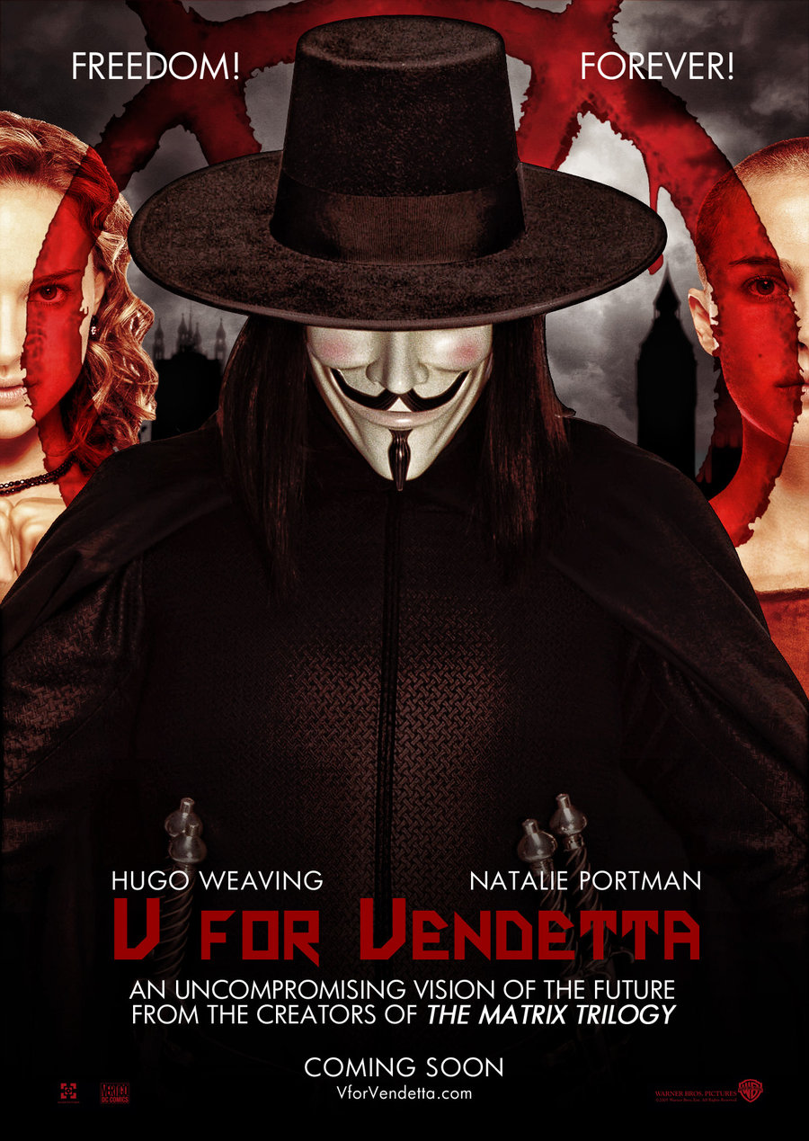 Nonton Film V For Vendetta (2005)