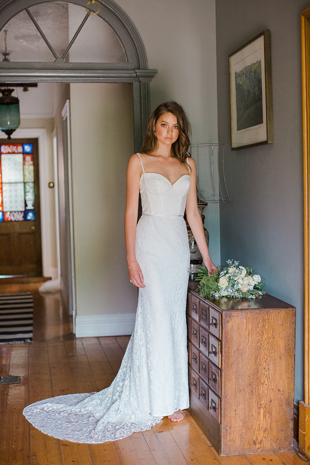 TO THE AISLE AUSTRALIA BESPOKE BRIDAL WEAR