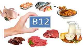 Vitamina B12; diagnosi, sintomi, terapia