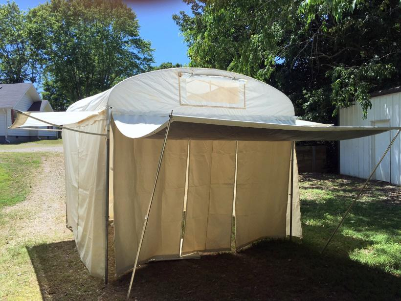 Clay club craft hut craft show tent for sale in asheville for Display tents for craft fairs