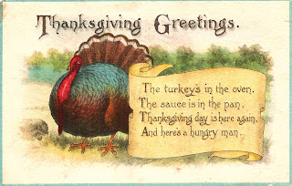 thanksgiving greeting digital turkey image label download