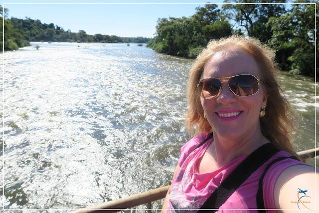 Cataratas del Iguazú, no lado argentino!