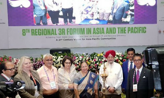 8th Regional 3R Forum inaugurated