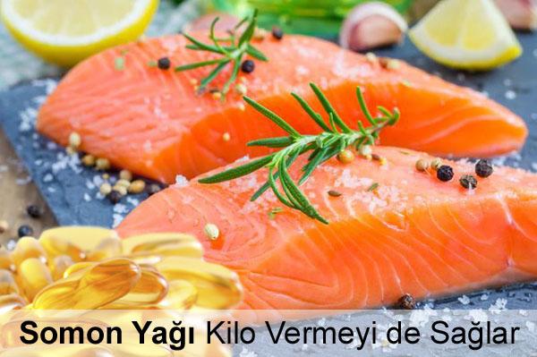 Somon Balık Yağı Zayıflatır mı?