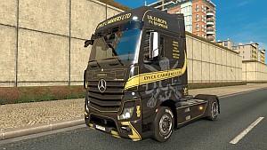 Mercedes MP4 Dyce Carrier Ltd skin v2