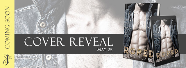 ROPED by Remy Blake @remyblakeauthor/ @EJBookPromos #CoverReveal #ComingSoon #TheUnratedBookshelf