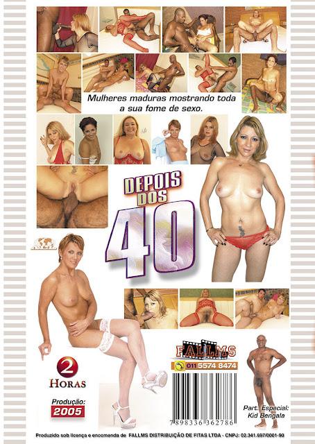 Brasileirinhas Depois Dos 40 Volume 9 DVDRip Torrent Download (2005)