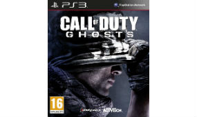Call of Duty Ghosts Video Game (PS3) For Rs 80 (Mrp 699) - Amazon rainingdeal.in