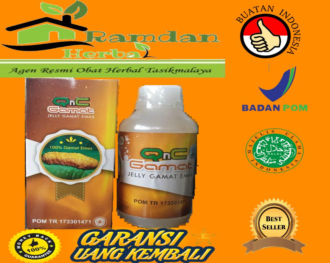 Penjual QnC Jelly Gamat Di Tangerang