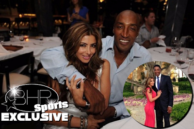 Former NBA Star Scottie Pippen Will Be Ending His Marriage Of 19 Years With Wife Larsa Pippen