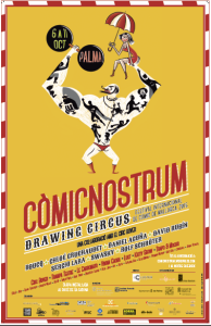 Comic Nostrum: Festival Internacional de Cómic de Mallorca  Drawing Circus