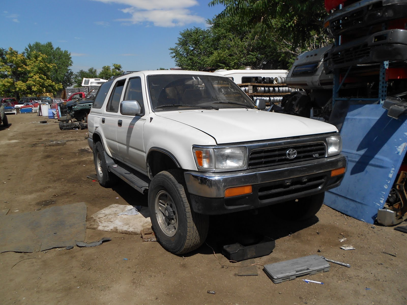 new arrivals at jim 39 s used toyota truck parts 1982 4x4 toyota pickup. Black Bedroom Furniture Sets. Home Design Ideas