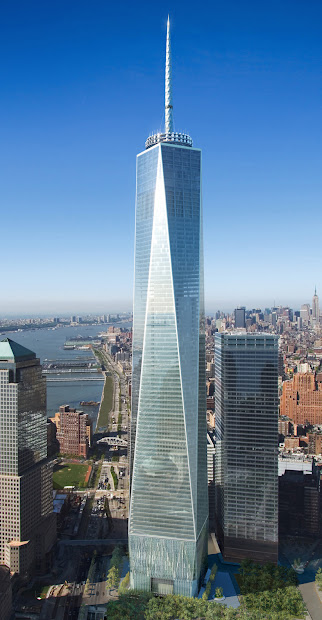 World Wondering Trade Center Alternative Design