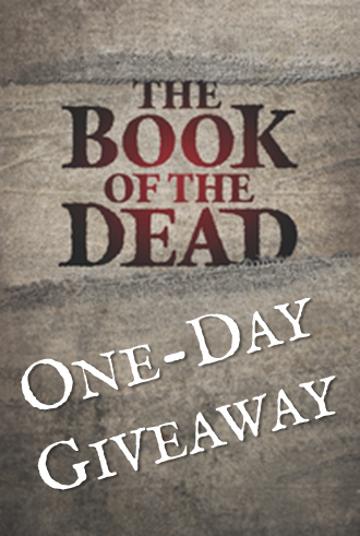 Jonathan Green, Author: The Book of the Dead - One-Day Giveaway