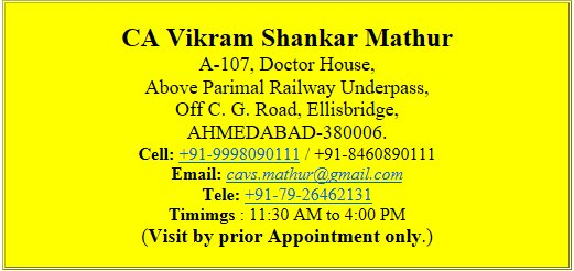 Vikram Shankar Mathur (Shop)