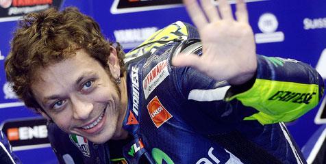 Rossi Bisa Samai Rekor Barros Di MotoGP Ceko