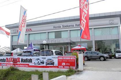 Lowongan Honda Soekarno Hatta Pekanbaru Januari 2019