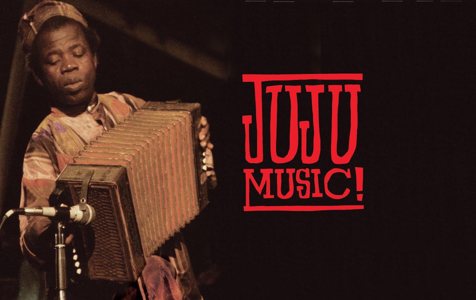 Afro juju musicians in nigeria africa