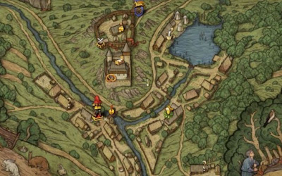Blacksmith in Talmberg, Kingdom Come Deliverance