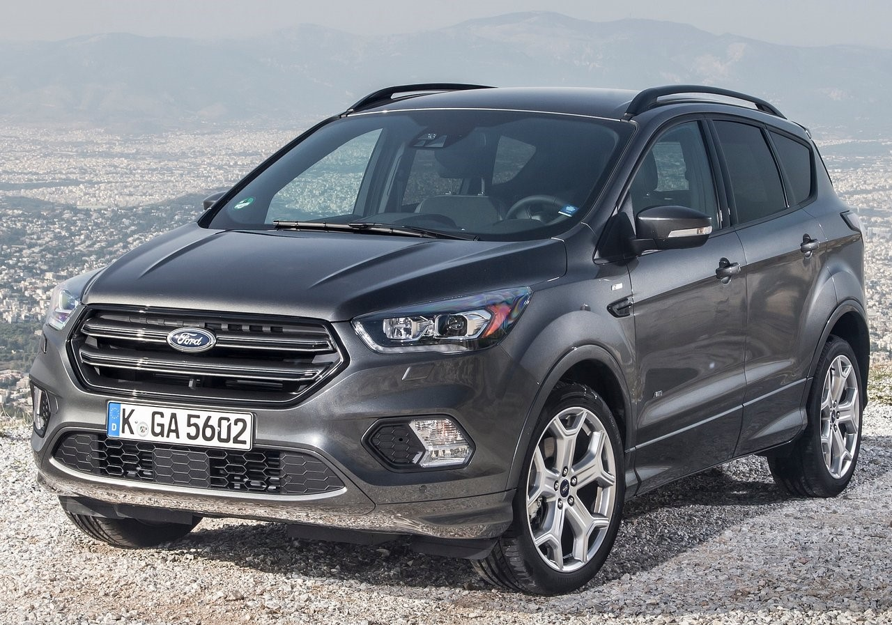 ford kuga 2017 hottest cars today. Black Bedroom Furniture Sets. Home Design Ideas