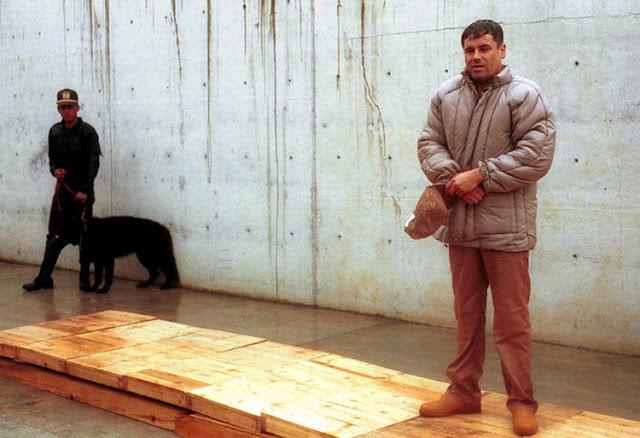 """El pacto de """"El Chapo"""" con """"Los Zetas"""" para fugarse del Altiplano"""