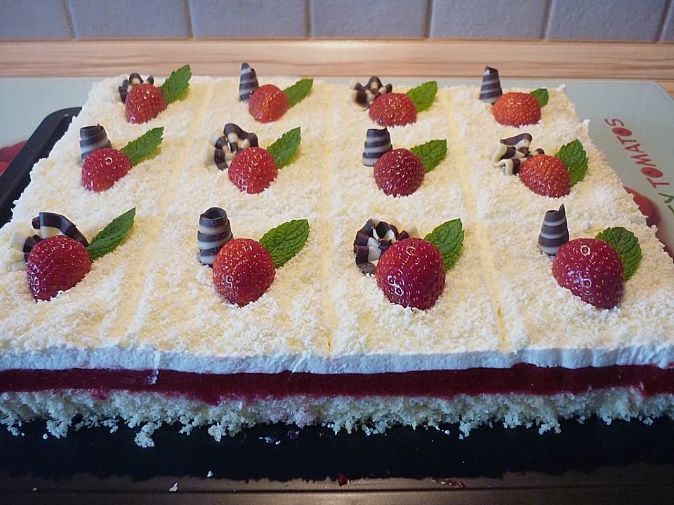 Backen Kochen Geniessen Frau Holle Kuchen