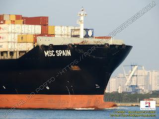 MSC Spain