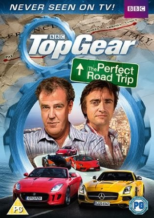 Top Gear The Perfect Road Trip – BDRip AVI + RMVB Legendado