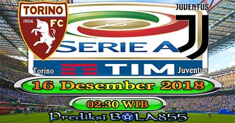Prediksi Bola855 Torino vs Juventus 16 Desember 2018