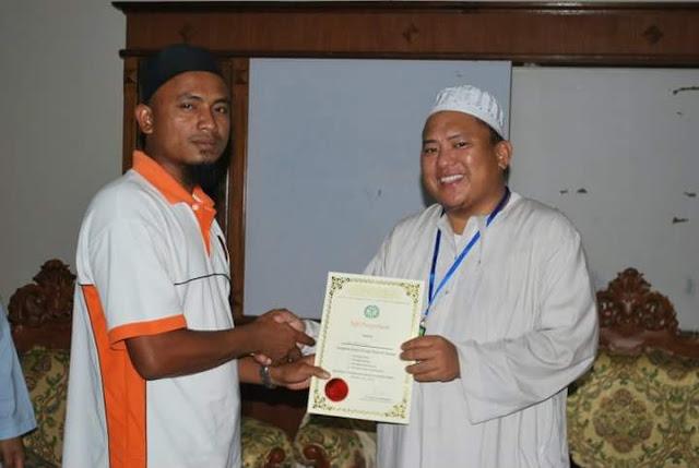sijil pusat rawatan uswatun hasanah