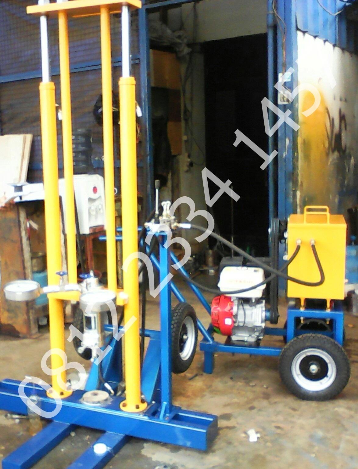 Marquee Jual Dan Harga Sondir Hydraulic 10 Ton Dengan Harga Murah Marquee Cv Rundawa Teknik